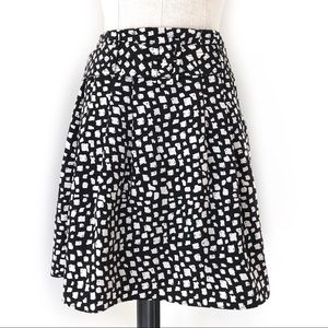 The Limited Belted A Line Skirt Size S
